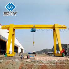 Grue électrique portique de capacité de 1 tonne Grue électrique