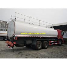 SINOTRUK 20 CBM Vehículos de camión cisterna