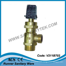 Brass Stop Valve / Robinet Prise En Charge