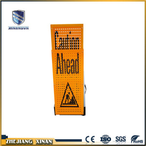 weight light high quality traffic warning board