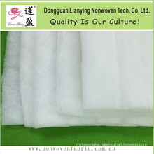 Hearted Feather Like Padding for Garments