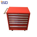 Customized Metal rolling tool chest with drawers