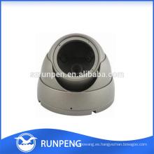 Carcasa de fundición a presión de aluminio para CCTV Cámara domo