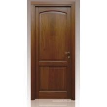 Porta de madeira de estilo italiano (ED010)