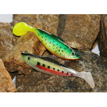 Good Quality Soft Body with Lead Lure 5559