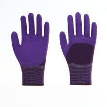 Cheap Wearproof Nylon Latex Work Gloves