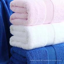 100% Baumwolle 16s farbiges Handtuch für Hotels (DPF201628)