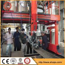 H Beam Steel Making Machine Seam Welding Machine