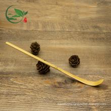 Golden Bamboo Spoon for Matcha Green Tea Powder