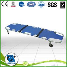 BDST101-B Medical Aluminum alloy 4 fold Stretcher
