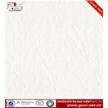 non slip White polished porcelain floor tiles