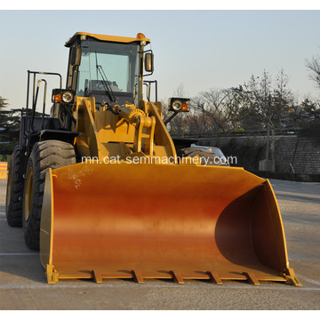 Supply Cheap Price 5tons Wheel Loader SEM656D