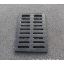 En124 Polymère ResinTrench Drain Covers