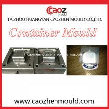 Molde plástico vendedor caliente del envase del helado de la inyección