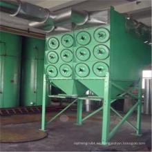 equipo de eliminación de polvo / máquina de control de la contaminación atmosférica / colector de polvo industrial