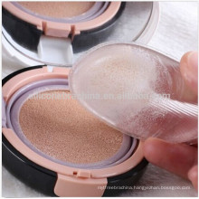 2017cosmetic make up puff washable foundation silisponge silicone sponge puff