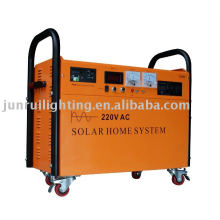 High power CE solar generator;solar home system