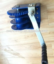 Small Hand Cable Winch For Chicken Farm