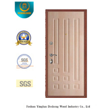 Moderne Stahltür für den Innen- oder Außenbereich (Q-1010)