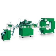 Linha de máquina de impressão automática da tela de seda