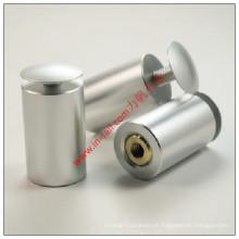 Fábrica 304 316 suporte de vidro de aço inoxidável, suporte de vidro