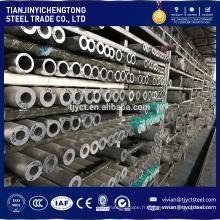 Chine fabricant en aluminium creux bar prix
