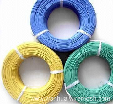 3mm PVC Coated Annealed Iron Wire