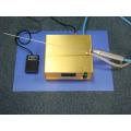 Máquina de vibración eléctrica para la recolección de grasa