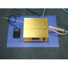 Máquina de vibração elétrica para colheita de gordura