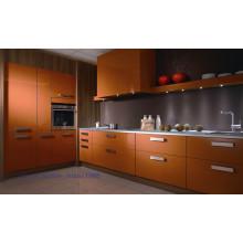 Orange Kitchen Cabinet (zhuv)