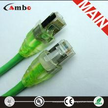 Prix d'usine Connecteur de câble LAN rj45 ethernet rétractable de haute qualité