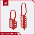 Master Nylon Lockout Hasp BOSHI-BD-K42 e K43 com 6 furos