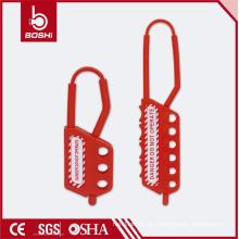 Cierre de bloqueo de nylon principal BOSHI-BD-K42 y K43 con 6 orificios