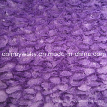 Beatiful Design PV Fleece for Fashion Garment