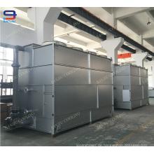 200 Ton Superdyma Closed Circuit Cross Flow GHM-200 Mini Chiller für Zwischenfrequenz Ofen