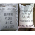 Produtos químicos para tratamento de água Sulfato ferroso