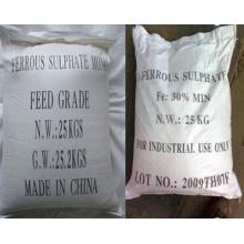 Preço competitivo Melhor Qualidade Sulfato Ferroso Industrial