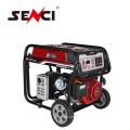 SENCI brand 6.5kw low price gasoline generator