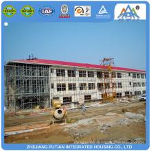 China Produkt Stahlkonstruktion modulares vorgefertigtes Hotel