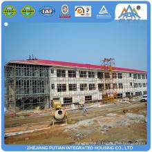 Китайская стальная конструкция модульной сборной гостиницы