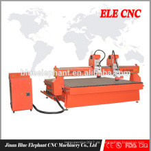 Wirtschaftliche hölzerne cnc-Gravierfräsmaschine für Verkauf