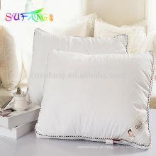 Linho do hotel / travesseiro conforto Hotel 100 travesseiro de fibra oca de poliéster
