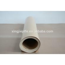Silicona de silicona alta o tejido de fibra de vidrio recubierto de ptfe de la tienda de alibaba