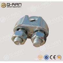 Câble d'acier malléable Clip/gréement Q-RAN usine malléable câble Clip