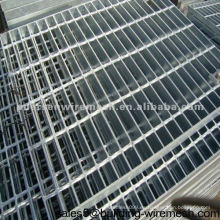 Material de rejilla de acero estándar Q235