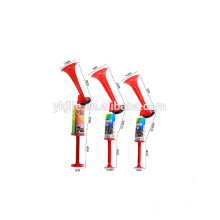 Großhandelsfördernde dekorative tragbare musikalische Handpumpe Air Blaster Horn