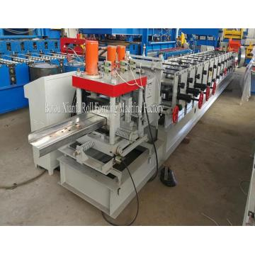 Hidrolik Potong Z Purlin Roll Forming Machine