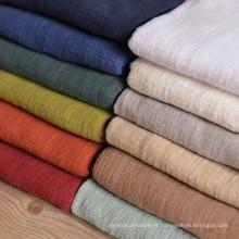 65% Linge de lit en coton à base de coton mousseline