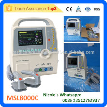 MSL8000C-i Medizinische Ausrüstung portable Biphasic Defibrillator Preis