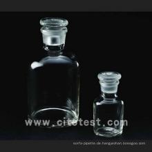 Glasmaterial Schmale Mundreagenzflaschen (4031-0030)